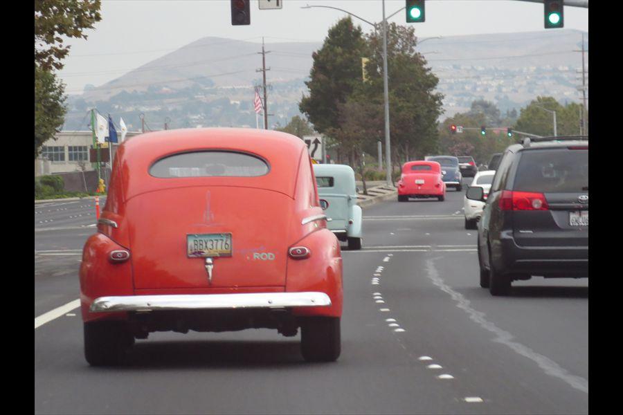 reunion & car show Pleasanston Ca 314