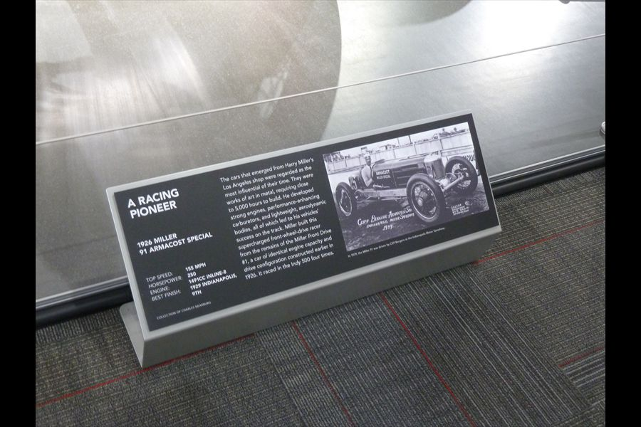 Petersen Car Museum - 100 - Spike Cover